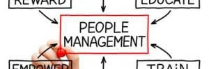 Icons regarding people management