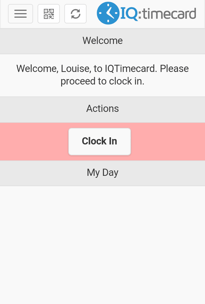 mobile app from iqtimecard makes remote workforce management even more practical - Time Card App