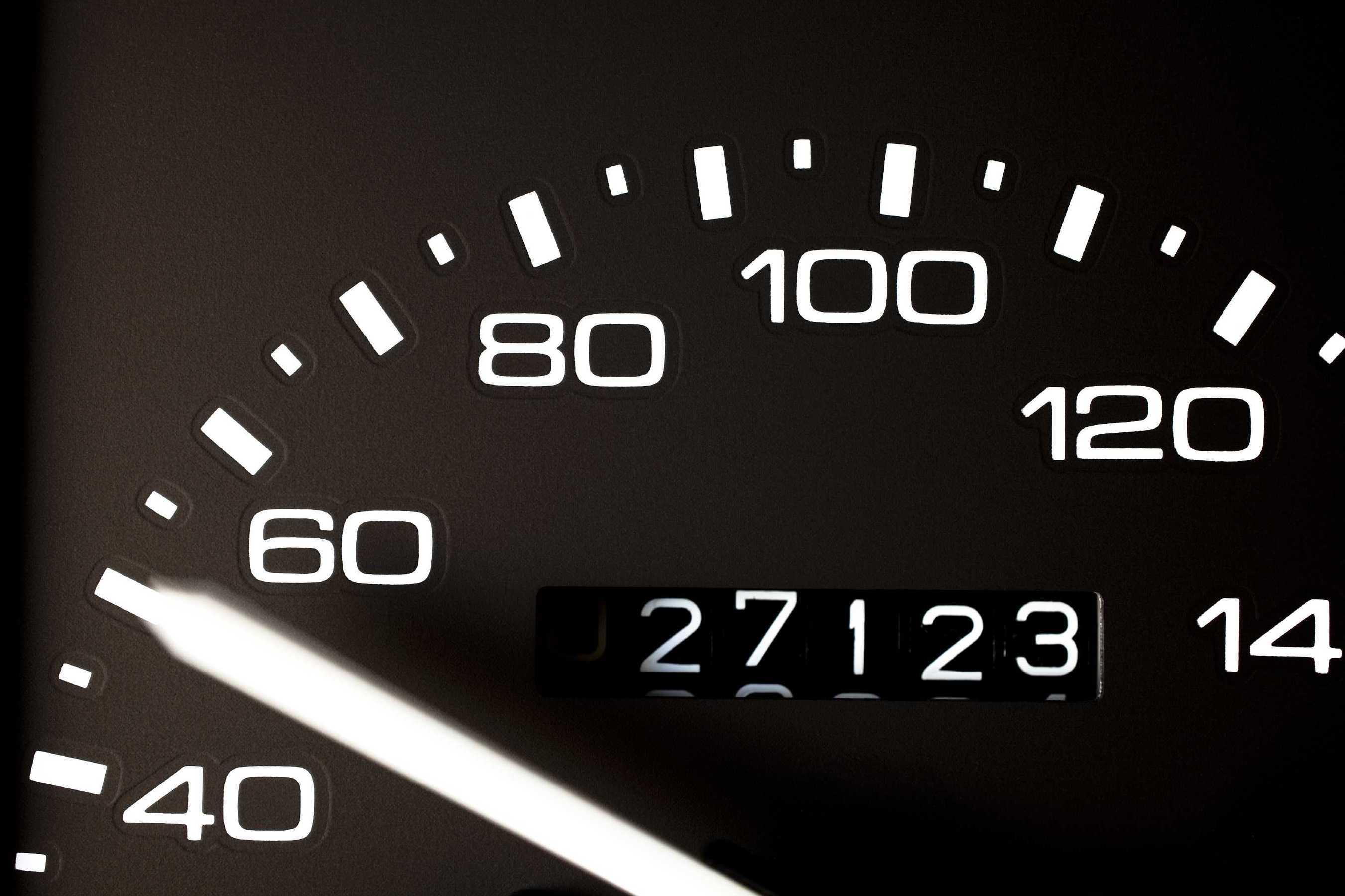 Speed clock