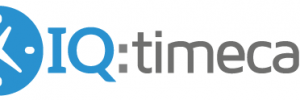 IQ:timecard logo