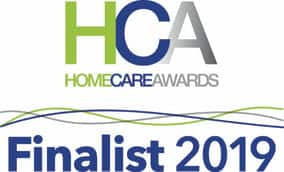 Home Care Awards finalist 2019