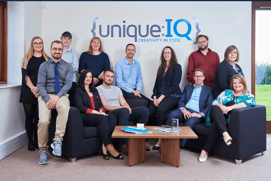 The Unique IQ team