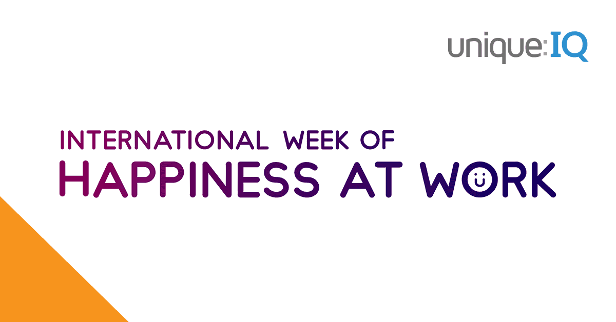 International Week of Happiness at Work