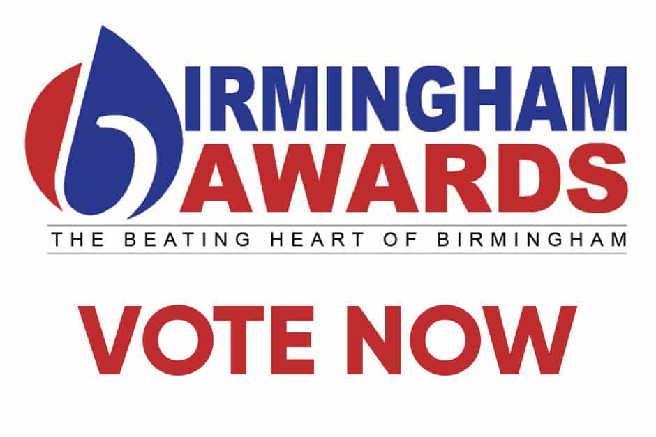 Unique IQ is a finalist for 'Business of the Year' in the Birmingham Awards 2019