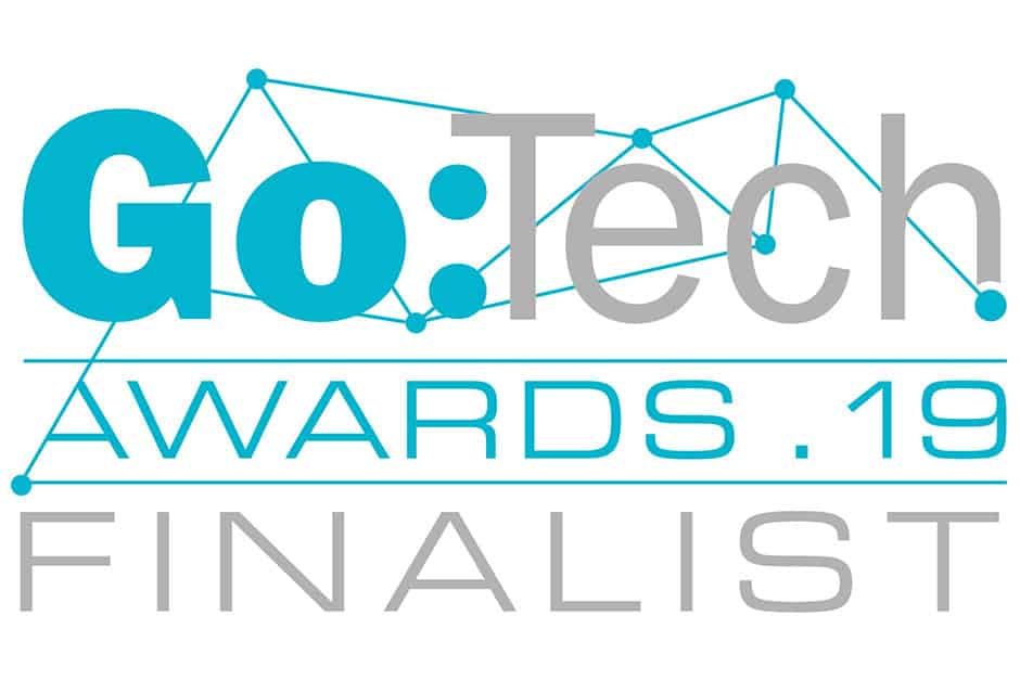 Unique IQ is a Go:Tech Awards 2019 finalist
