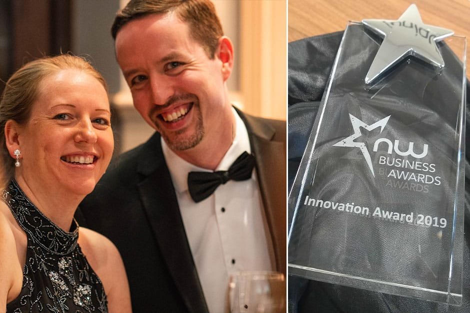 Unique IQ wins Innovation of the Year