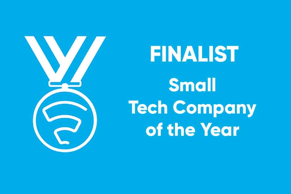 Unique IQ has been shortlisted for Small Tech Company of the Year at the Silicon Canal Tech Awards 2019