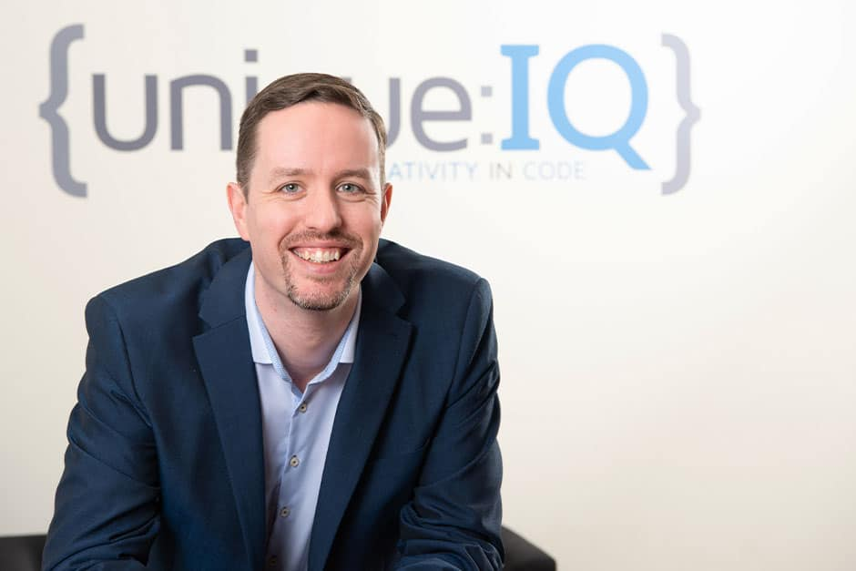 David Lynes, Unique IQ's Managing Director
