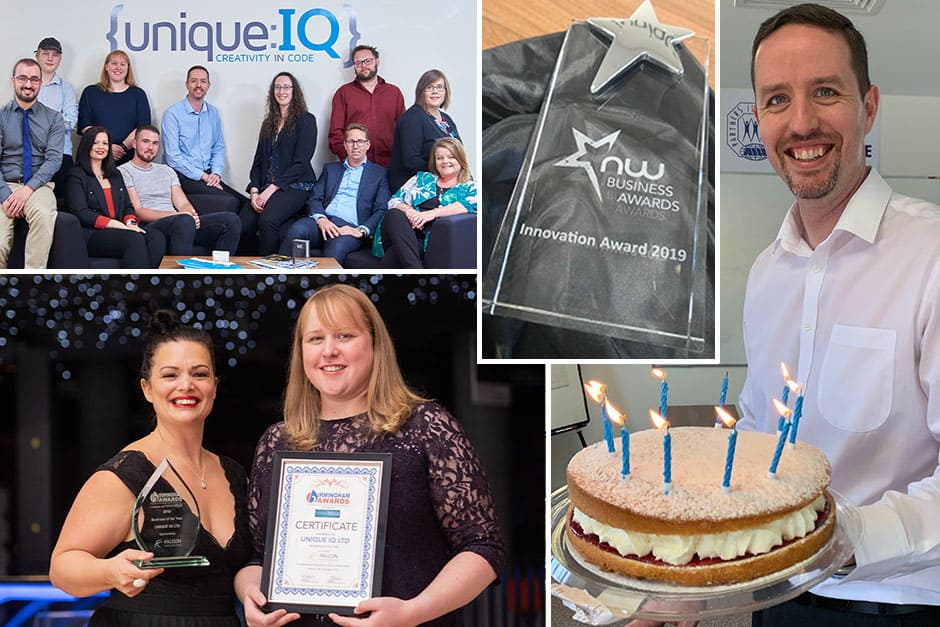 2019 has been a successful year for Unique IQ