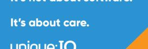 It's not about software. It's about care. Unique IQ.