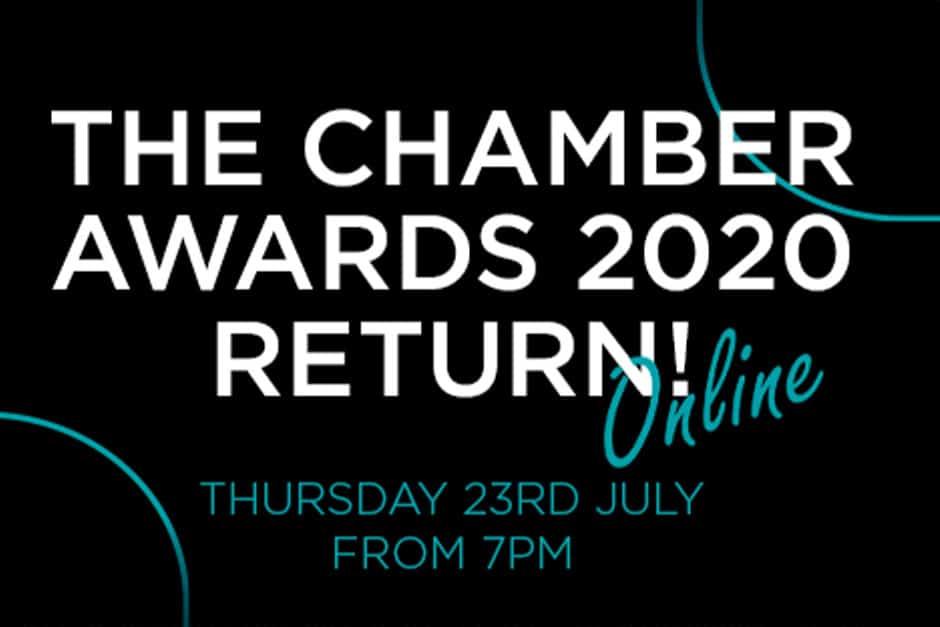 Greater Birmingham Chamber of Commerce awards 2020