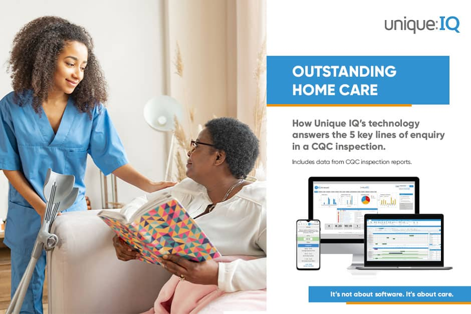 Unique IQ launches guide to Outstanding CQC ratings