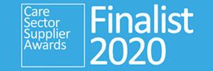 Unique IQ is a Care Sector Supplier Awards 2020 finalist