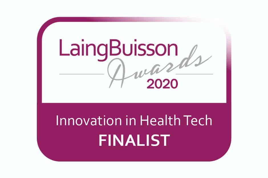 Unique IQ is a LaingBuisson 2020 finalist