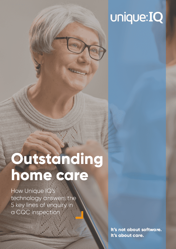 Outstanding home care 2021