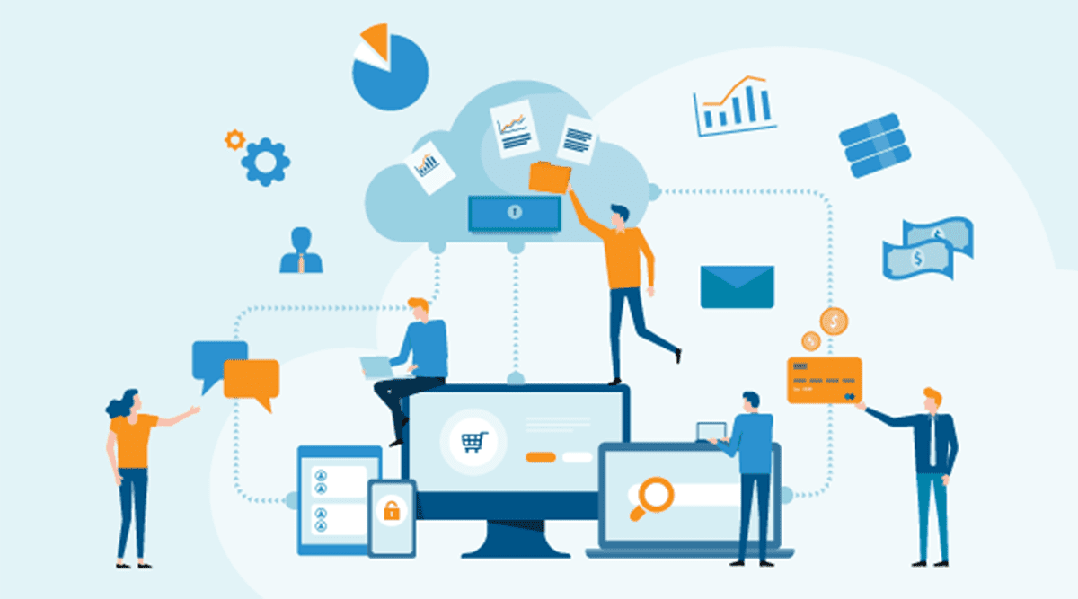 workforce management software illustration
