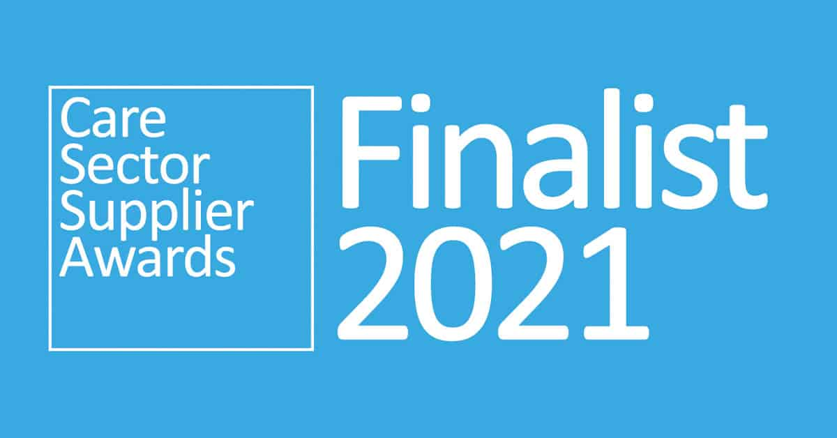 Care Sector Supplier Awards finalists 2021